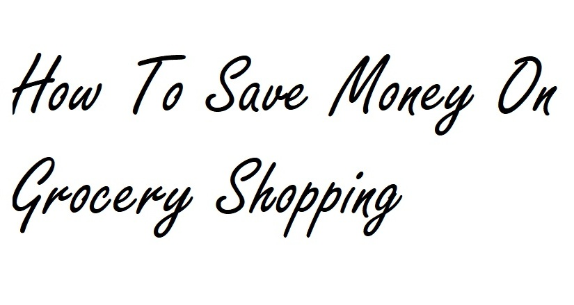 How To Save Money On Groceries : Group Shopping