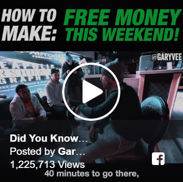 How to Make Money This Weekend