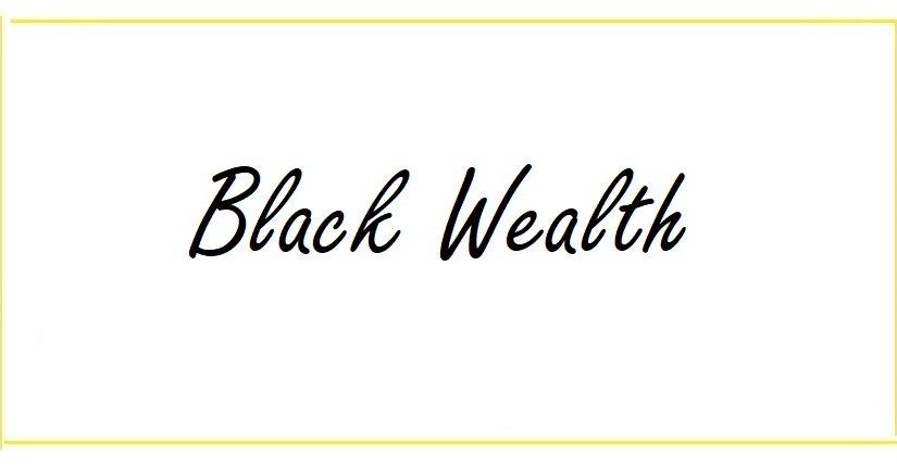3 Reasons Why Most Black Don't Become Wealthy By ValerieLove