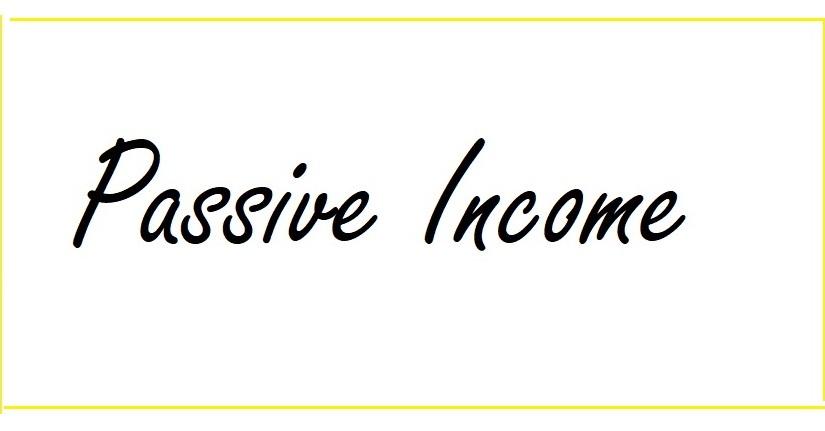 How to Make Easy PassiveIncome